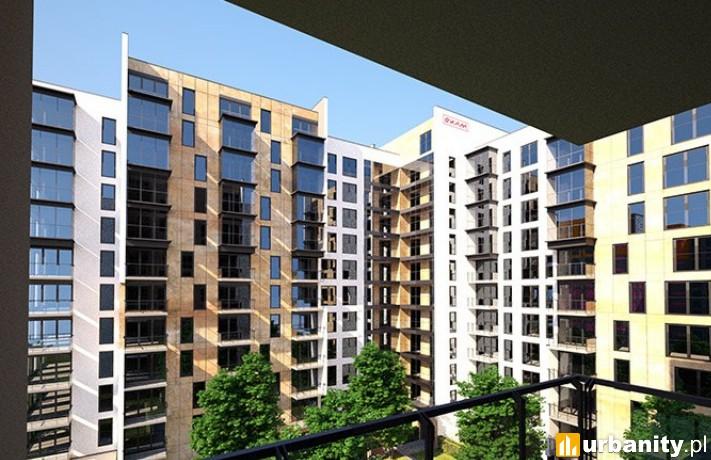 Kompleks budynków mieszkalnych Vista