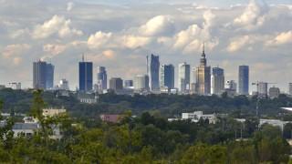 Panorama Warszawy (fot. m.st. Warszawa)
