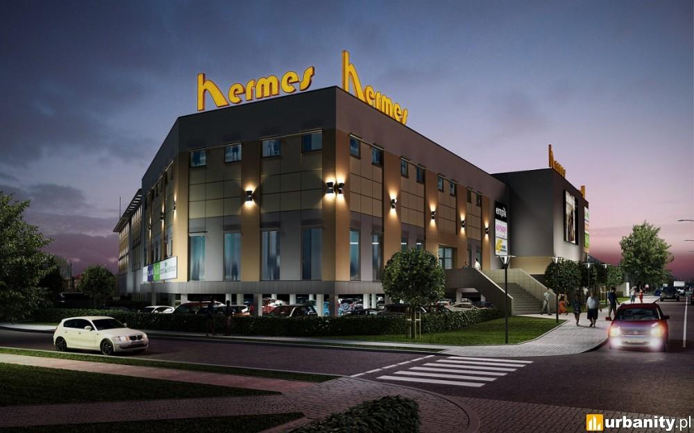 Powiększony  CH Hermes już otwarty dla mieszkańców Skarżyska-Kamiennej
