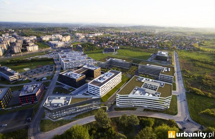 Kompleks Dot Office w Krakowie