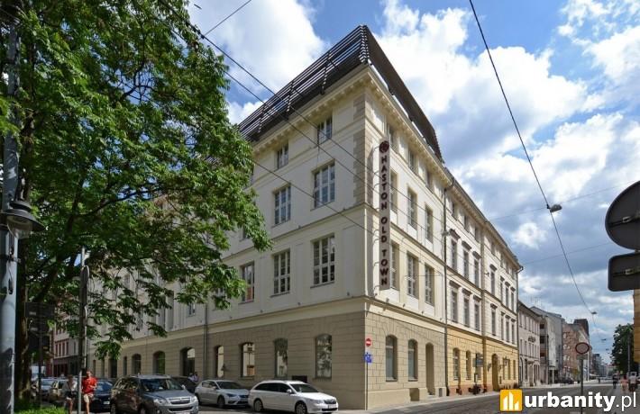 Hotel Haston Old Town we Wrocławiu (fot. alsen strasse 67)