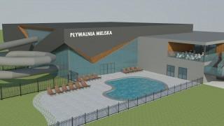 Kompleks basenów sportowo-rekreacyjnych w Radomsku
