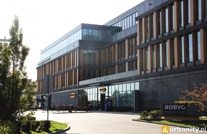 Biurowiec Robyg Business Center w Warszawie