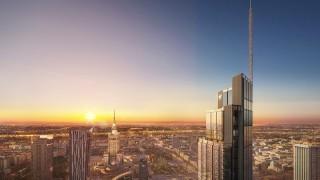 Projekt wieżowca Varso w Warszawie