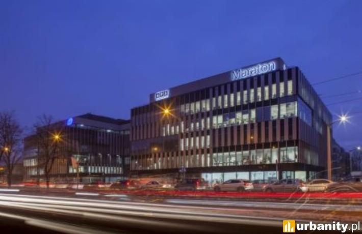 Inwestycja biurowa Maraton w Poznaniu