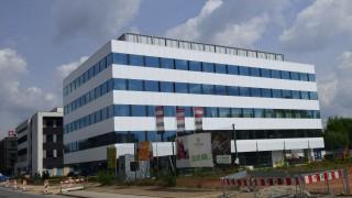 Dodatkowe prace Eiffage przy biurowcu MIG w Krakowie