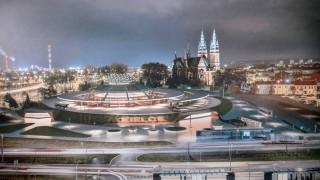 Centrum komunikacyjne w Kielcach - projekt
