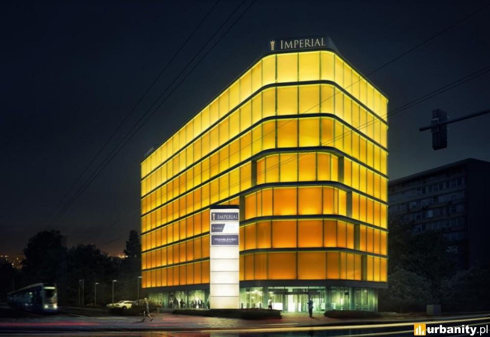W Krakowie powstał nowoczesny biurowiec Imperial Business Center