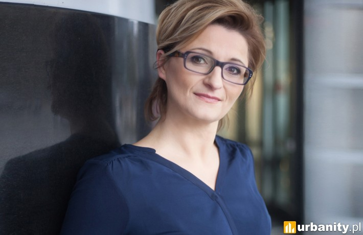 Magdalena Sadal, Dyrektor Działu Badań i Doradztwa Branży Handlowej w firmie Cresa Polska