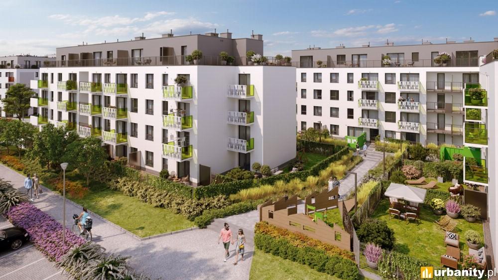 Na Jagodnie we Wrocławiu powstaną kolejne mieszkania. Deweloper z nową ofertą