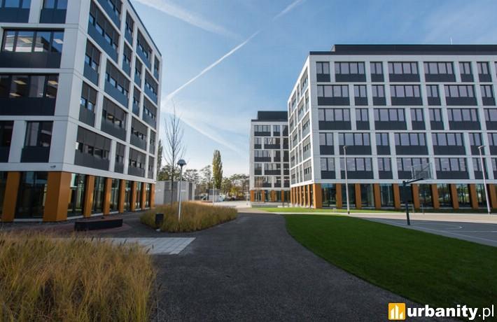 I etap kompleksu Wrocław Business Garden