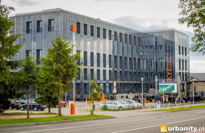 Skye Inc - Inkubator Technologiczny Kieleckiego Parku Technologicznego