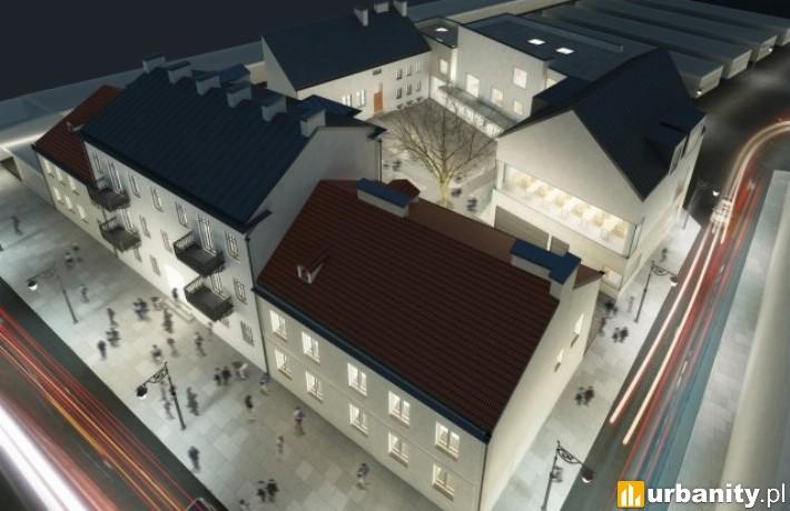 Tak ma wyglądać Muzeum Warszawskiej Pragi