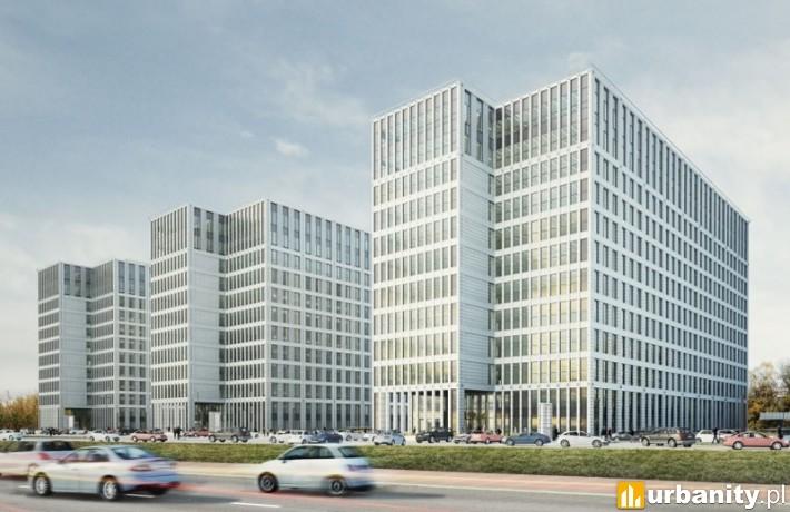 Opolska Business Park w Krakowie
