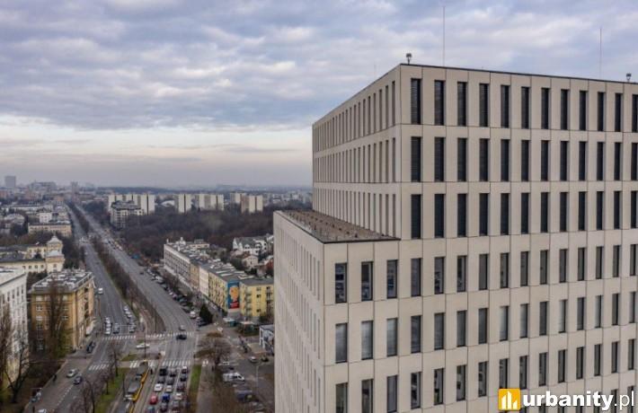 Biurowiec Transportowego Dozoru Technicznego w Warszawie