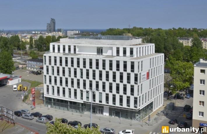 Ukończony budynek biurowy Enter w Gdyni