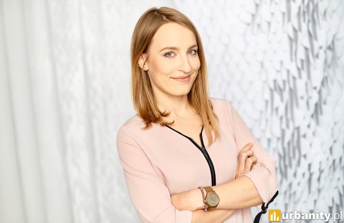Magdalena Sierant, Starszy Konsultant w trójmiejskim biurze JLL