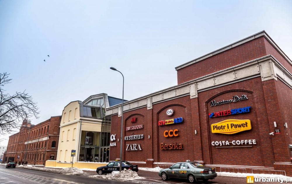 Alfa Centrum w Białymstoku w nowych rękach