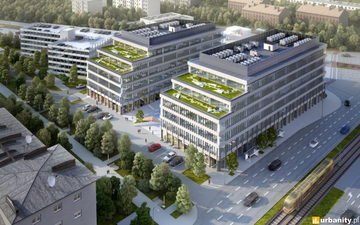 W marcu rusza realizacja kompleksu biurowego Imagine