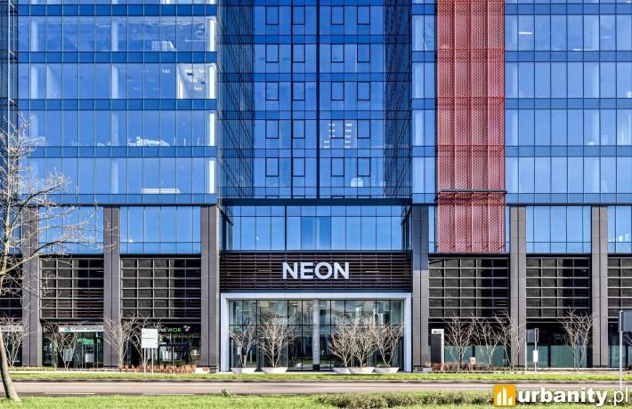 Biurowiec Neon w Gdańsku