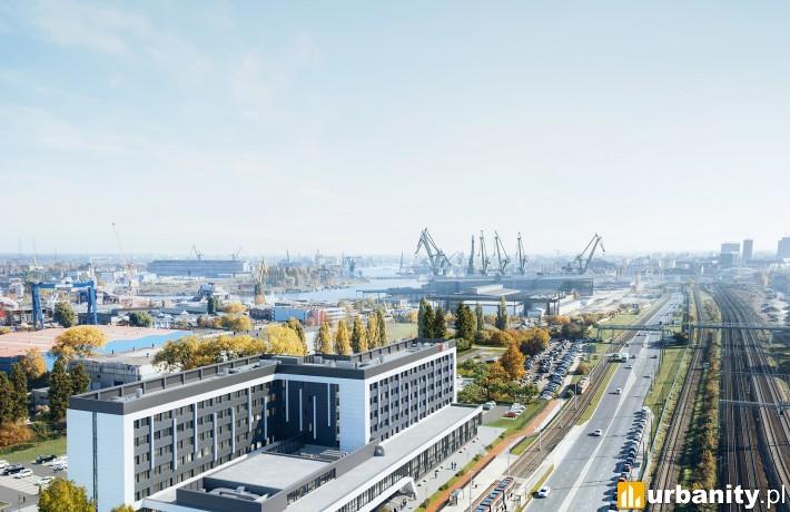 Biurowiec C200 Office w Gdyni