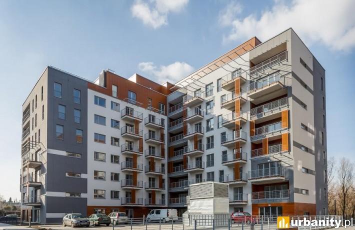 Gotowy budynek inwestycji Francuska Park w Katowicach
