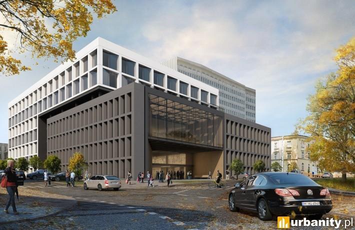 Tak wyglądał będzie biurowiec przy Wieniawskiej w Lublinie
