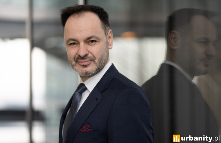 Grzegorz Kaleta, ekspert ds. rynku hotelowego w CBRE