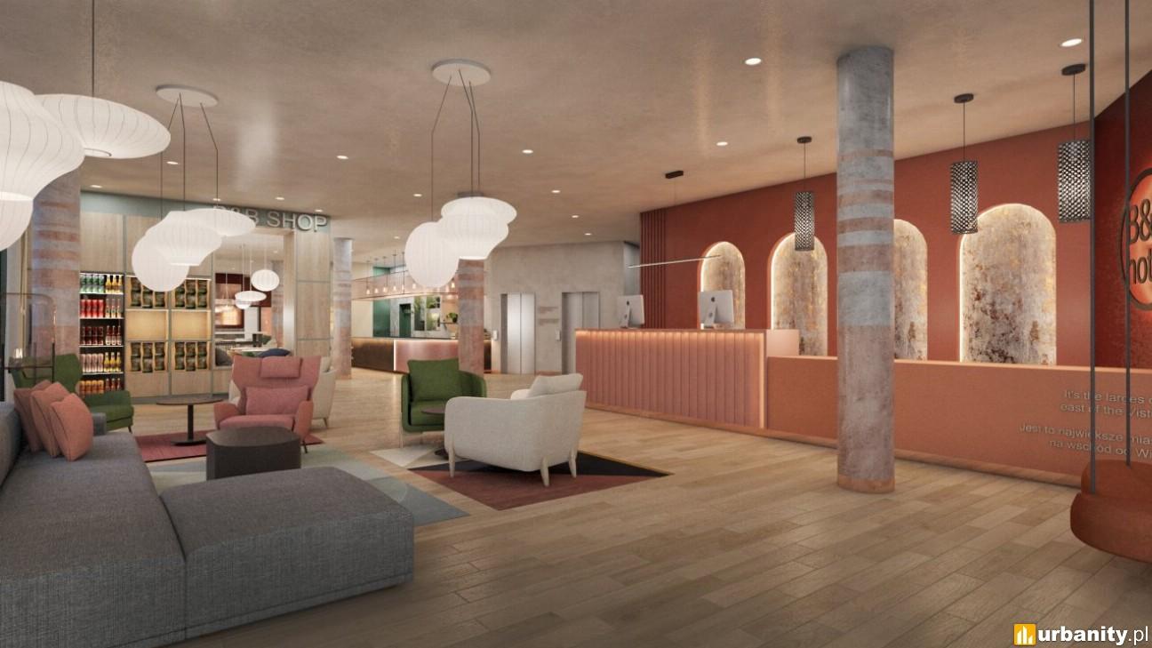 Zbliża się otwarcie hotelu francuskiej sieci w centrum Lublina