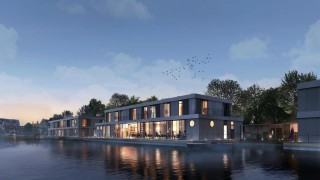 Hotel Feel Harmony w gdańsku - wizualizacja