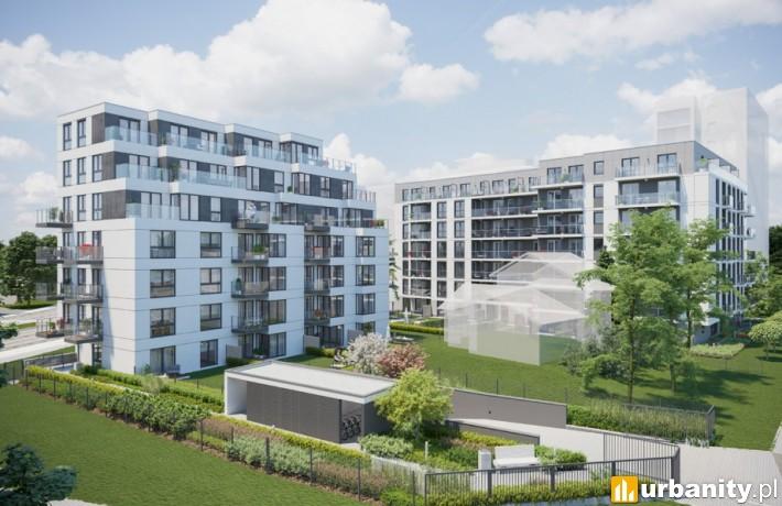 Tak wyglądało będzie osiedla Avore w Warszawie