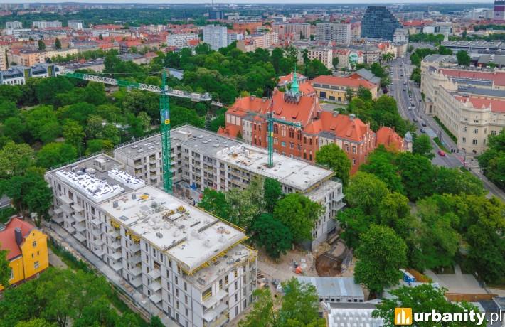 Bookowska 18 w Poznaniu - czerwiec 2021 r.