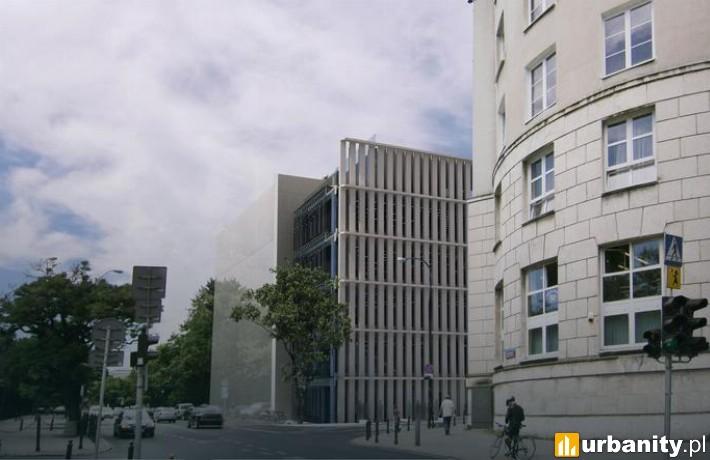 Budynek Komisji Sejmowych przy Wiejskiej w Warszawie