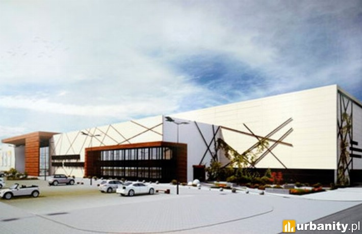 Centrum Targowo-Wystawiennicze w Bydgoszczy