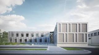 W Lubrzy powstaje energooszczędny Dom Kultury i Urząd Gminy