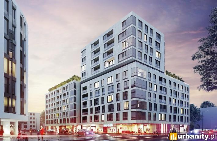 Budynek przy Dzielnej 64 w Warszawie już w budowie