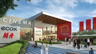 Projekt sklepu Ikea zintegrowanego z centrum handlowym