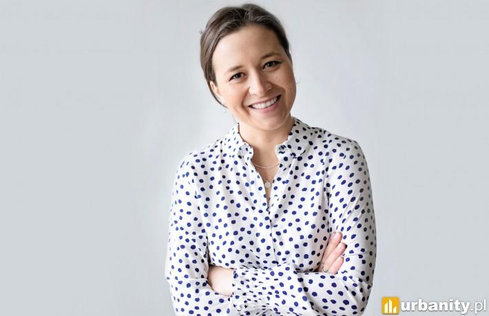 Marta Pyziak, Dyrektor łódzkiego biura firmy Cresa Polska