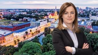 Martyna Balcer, Starszy Doradca i Koordynator ds. Transakcji w dziale reprezentacji najemców biurowych