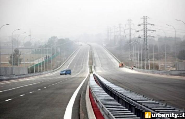 odcinek drogi ekspresowej