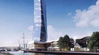170-metrowy wieżowiec może powstać w Gdańsku