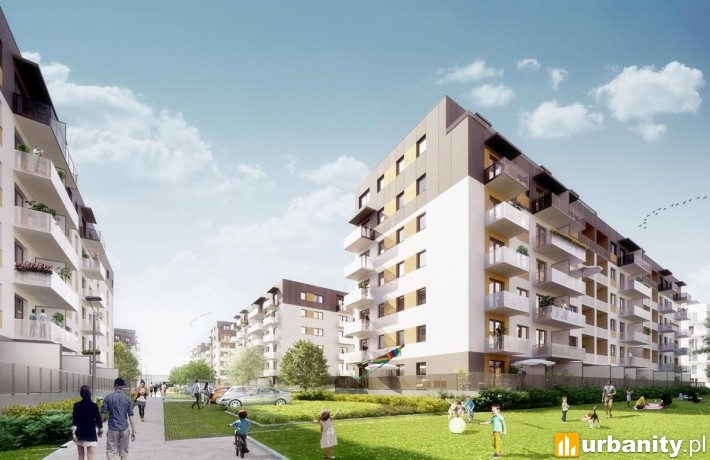 V etap inwestycji Promenady Wrocławskie