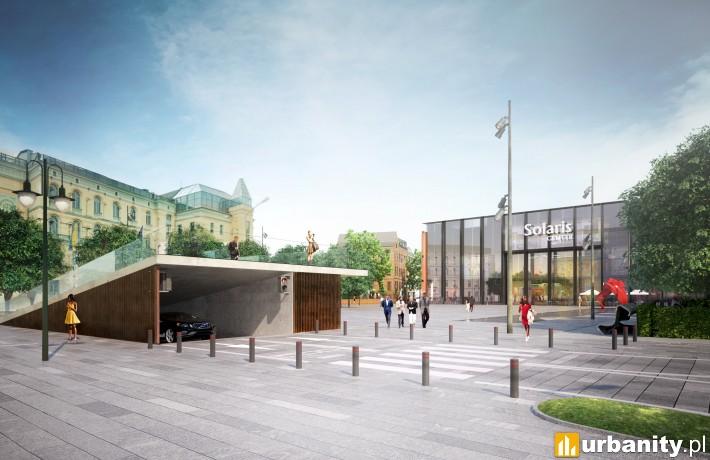 Solaris Center po rozbudowie