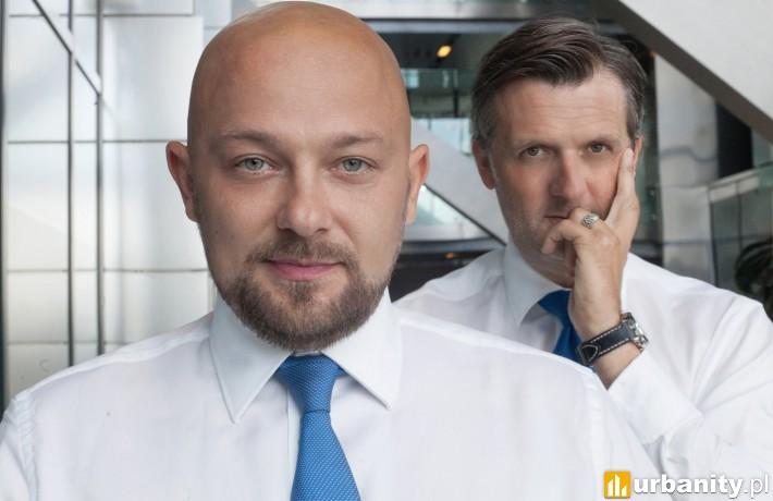 Artur Sutor i Bartek Włodarski z Cresa Polska