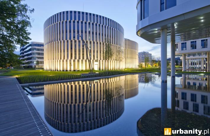 Kompleks Business Garden w Warszawie