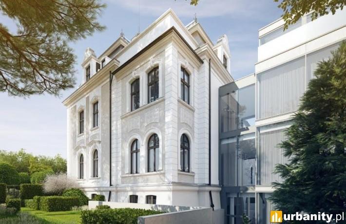 Projekt przebudowy i rozbudowy willi La Playa Palace