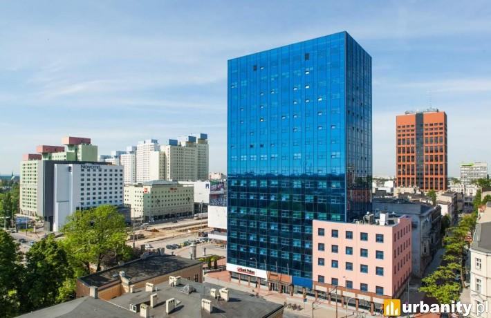 Biurowiec Orion Business Tower w Łodzi
