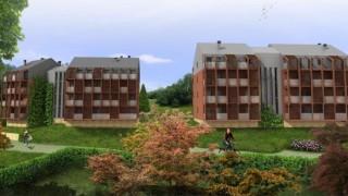 W Nałęczowie powstaje kameralne osiedle mieszkalne