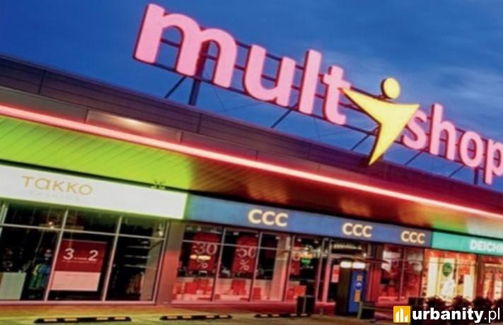 Sieć parków handlowych Multishop