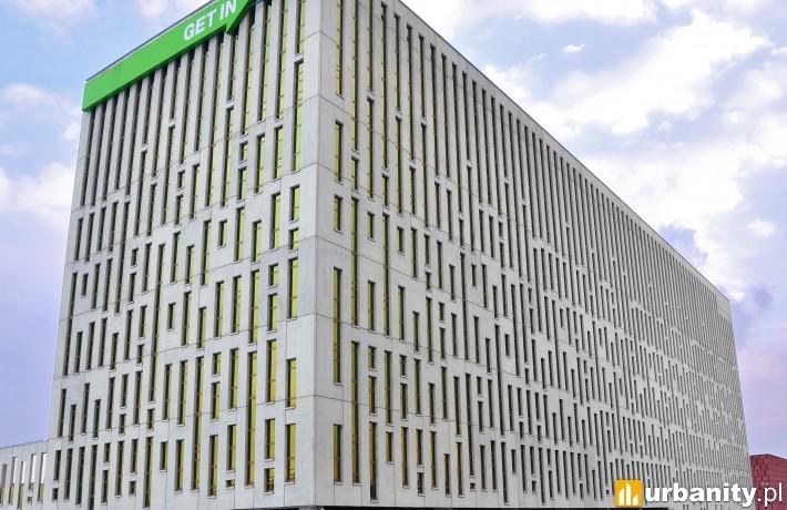 Budynek A w kompleksie Silesia Star